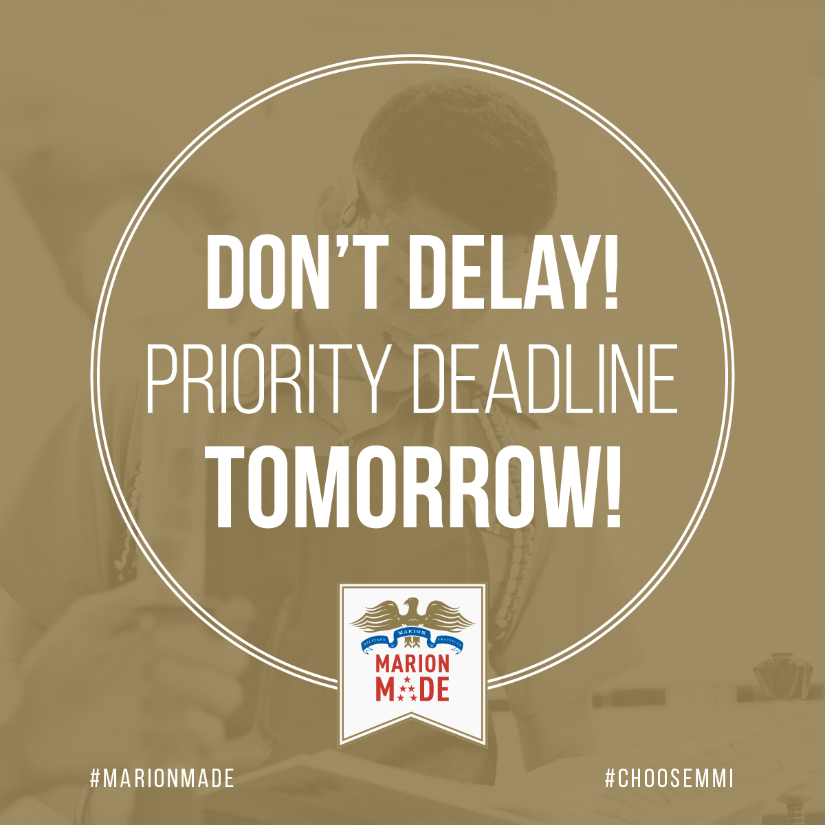 Don't Delay- MMI