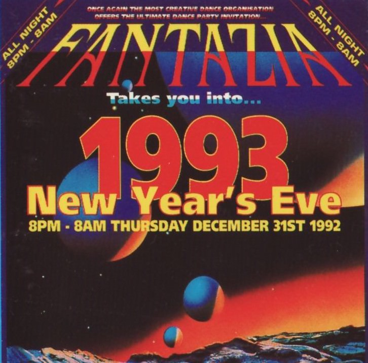 Fantaztia takes you into 1993