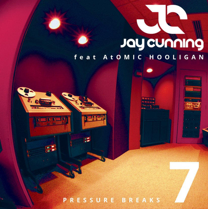 Jay Cunning - Pressure Breaks 07 feat Atomic Hooligan