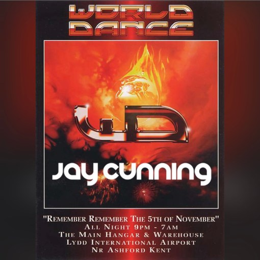 World Dance 5th November 1994 - Jay Cunning Tribute Show