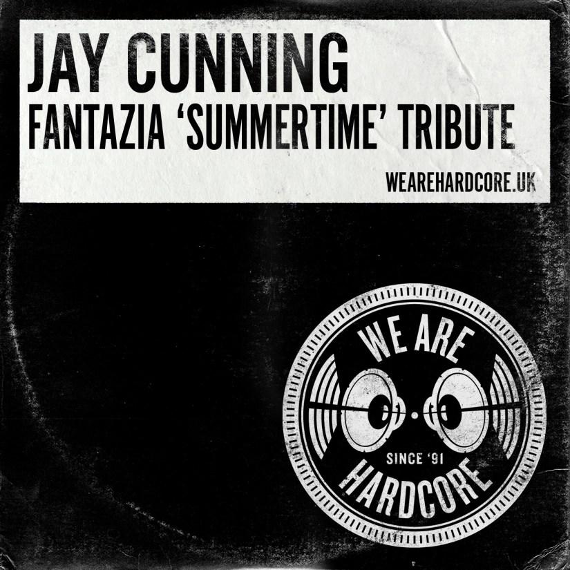 Fantazia 'Summertime' 1992 Tribute Set - Jay Cunning WE ARE HARDCORE