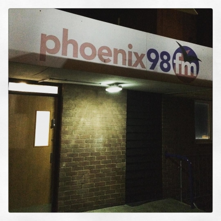 Tune into Phoenix FM at 8pm to hear us chat about our new album 'Autospy' and hear an EXCLUSIVE play of our new single 'Mould'. Listen live here - http://ift.tt/RZUeKu