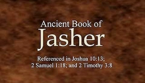 Image result for moses' names book of jasher image