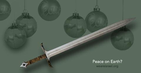 Peace on earth, christmas
