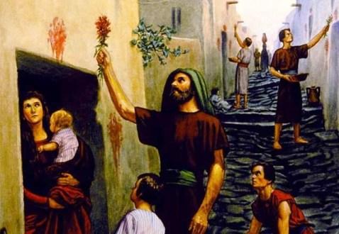 Passover, His Saints, Saints