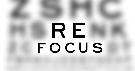 New moon, refocus, heart and eye exam