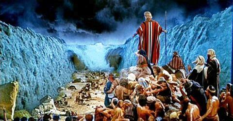 red sea crossing, Exodus 14, Yasher 81