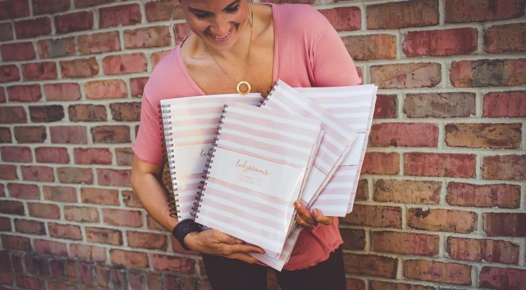 ladypreneur life planner + day director