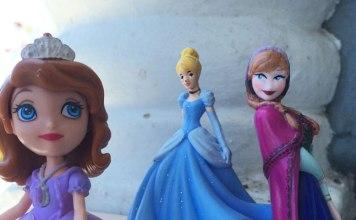 parlons de genre sur we are les filles.com. Les princesses