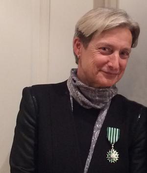 Judith Butler, Chevalier de l'Ordre des Arts et des Lettres