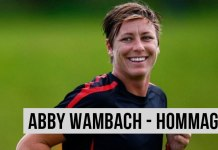 Abby Wambach Women's Soccer France Hommage