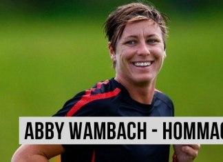Abby Wambach Women's Soccer France Hommage