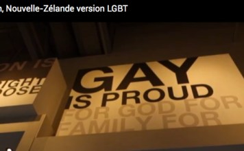 Wellington is gay