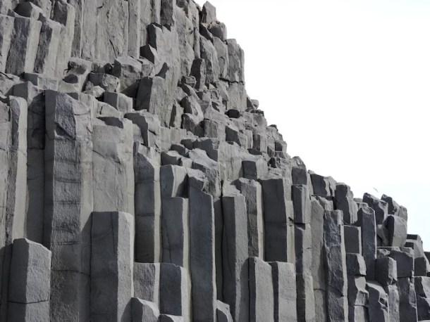 colonne basalto spiaggia islanda