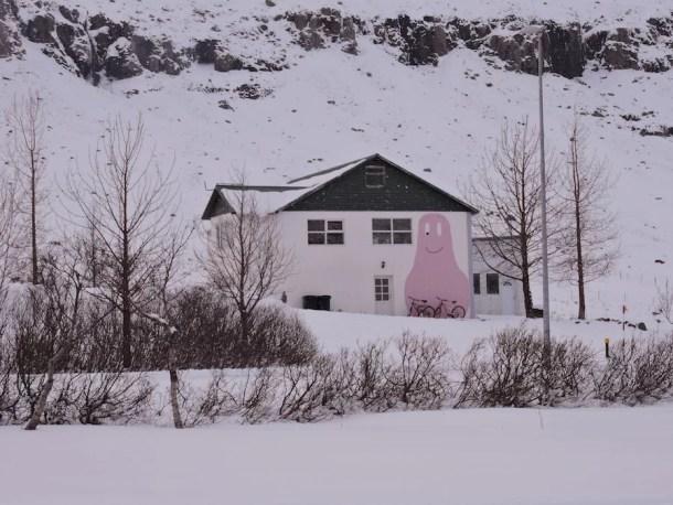 Seyðisfjörður barbapapa
