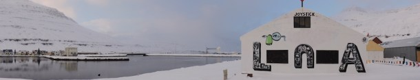 Seyðisfjörður panorama