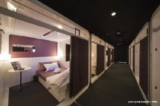 First Class Cabin Hotel