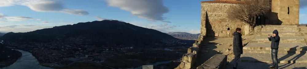 Ritratti al monastero di Jvari