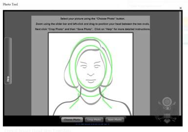 Il photo tool del dipartimento americano permette di sistemare la vostra foto secondo i canoni della autorità americane (e anche indiane)