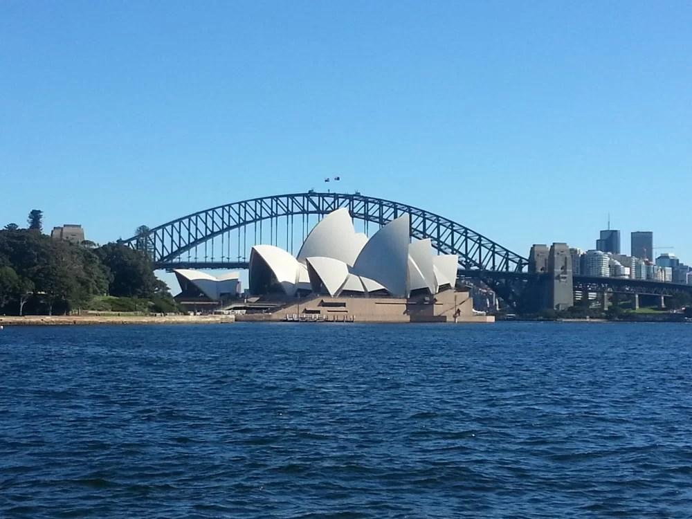 Sidney Opera House in Australia