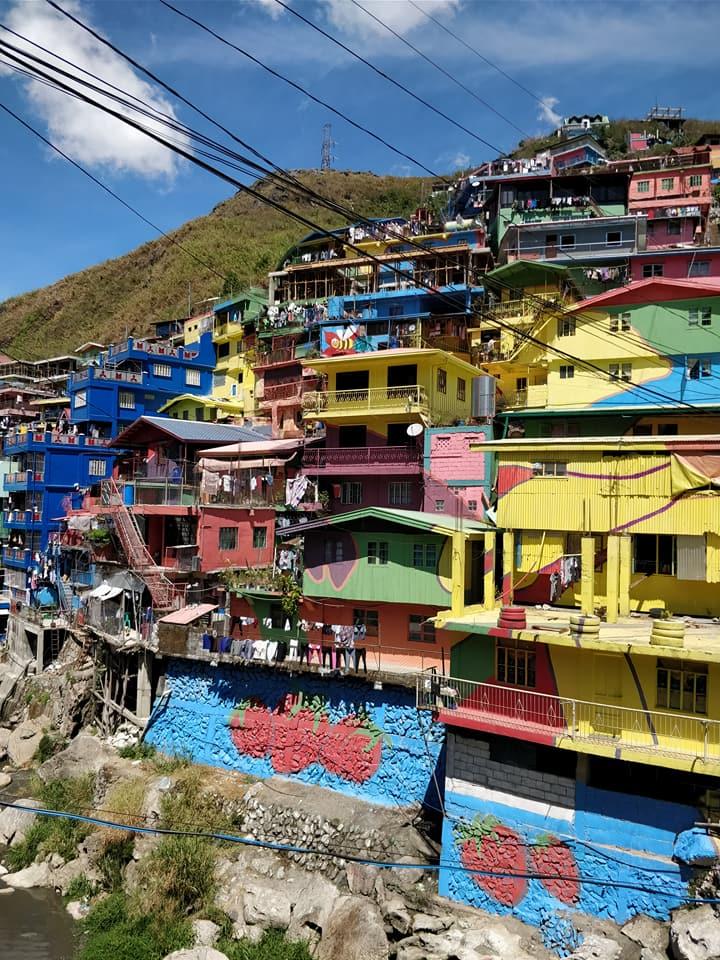 Stobosa, variopinta cittadina nei pressi di Baguio