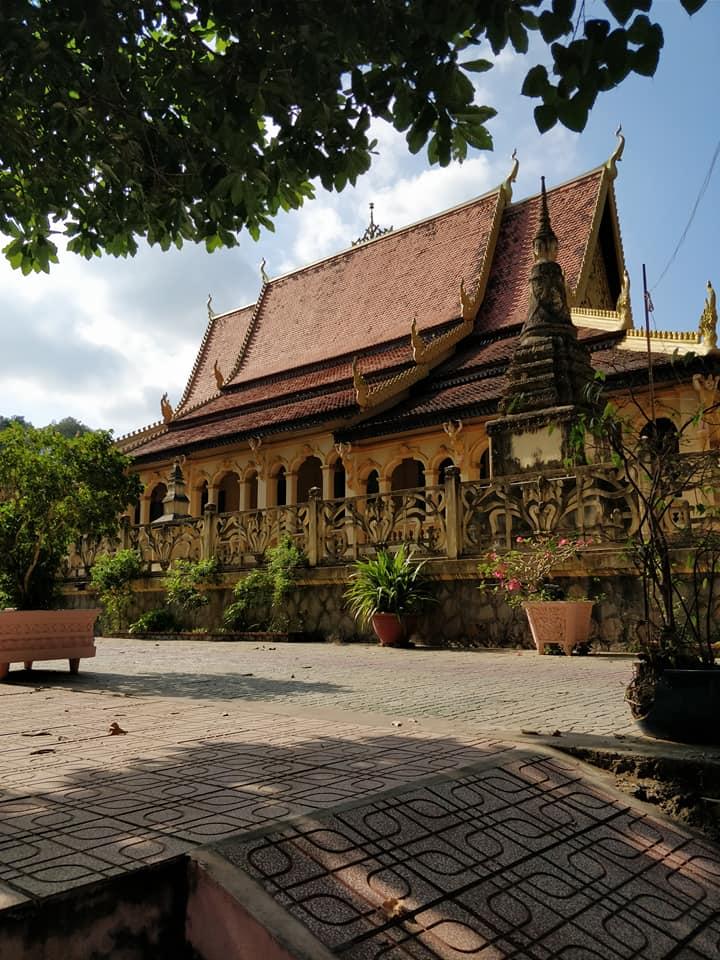 Hang Khmer Pagoda a Tra Vinh