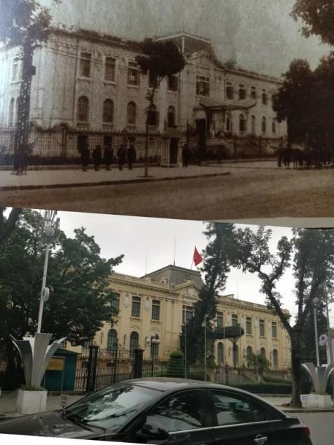 Palazzo del residente (oggi nhà khách chính phủ o Government Guesthouse)