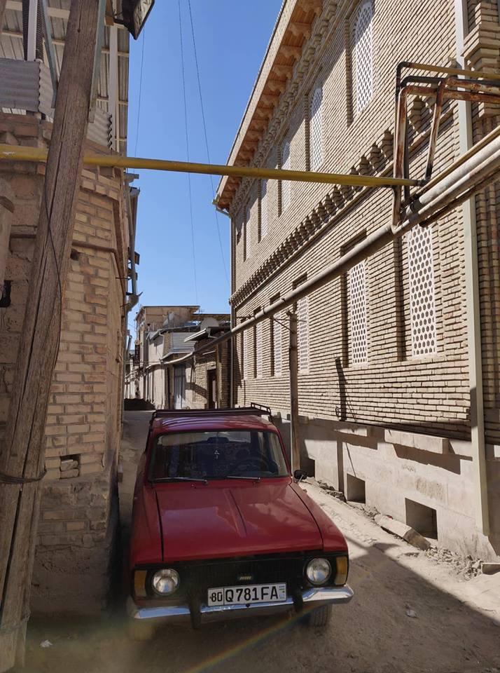 Il Quartiere ebraico di Bukhara