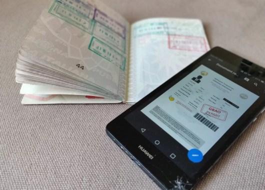 come si ottiene il visto elettronico turistico per il Tajikistan (e-visa)
