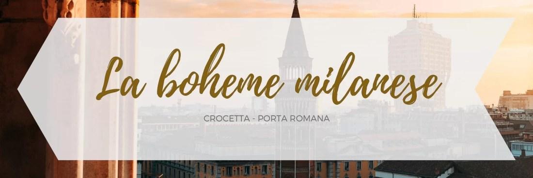 Itinerario dedicato alla zona di Porta Romana a Milano