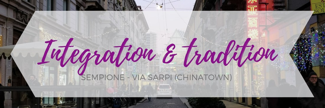 Itinerary about Sempione area