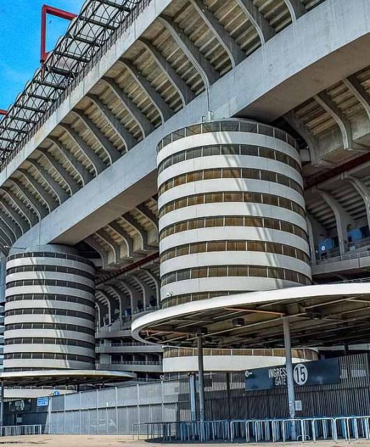 Stadio di San Siro a Milano