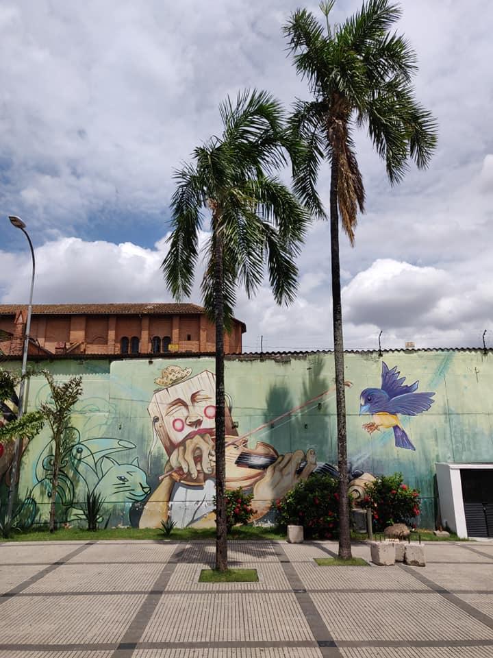 il manzana uno, spazio d'arte a Santa Cruz de la sierra in Bolivia