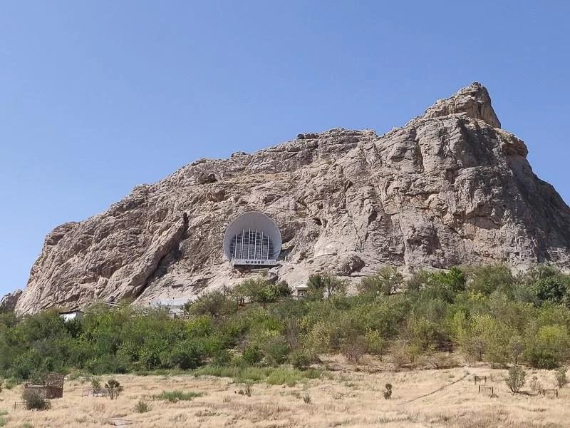 Cose da vedere in Kirghizistan: Il trono di Suleyman a Osh