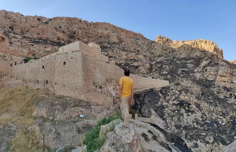 Rabban Ormisda Iraqi Kurdistan