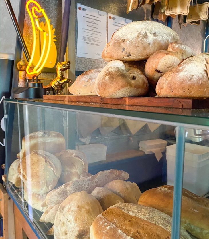 Ruby G's gluten free bread