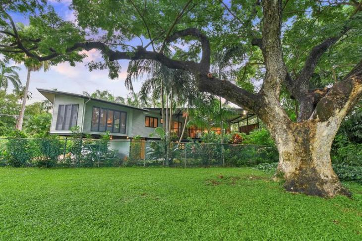 raintree fannie bay