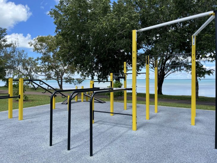 East Point Outdoor Gym