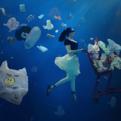 INSTA Plastic Ocean by Christine Ren