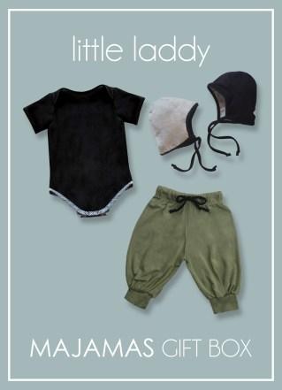 MAJAMAS Gift Box_Baby Boy