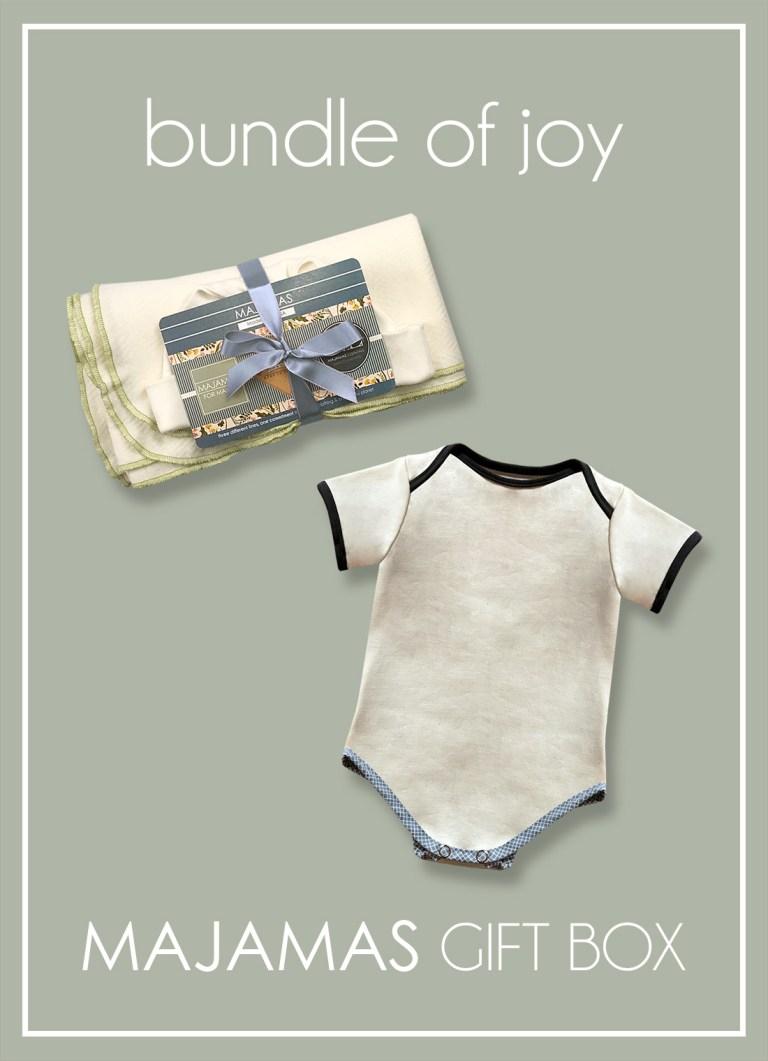 MAJAMAS Gift Box_Baby Bundle of Joy