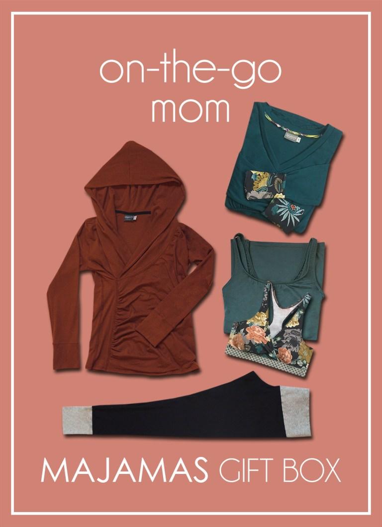 MAJAMAS Gift Box_On The Go Mom Fall 2017