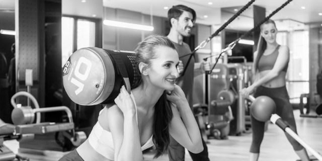 Malou Training Coaching in Niederbipp Circuit Boot Camp Body Toning Group Fitness