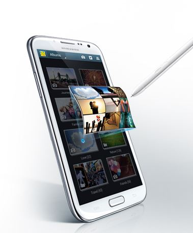 Samsung Mega sur les traces du Note