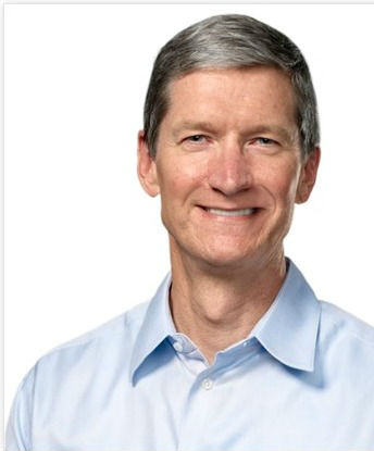 prendre le cafe avec Tim Cook CEO Apple