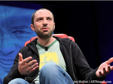 Jan Koum, CEO de Whatsapp
