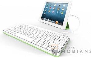 Le nouveau clavier filaire Logitech pour les tablettes Apple iPad