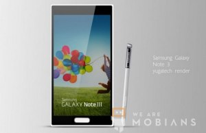 Un concept phone du Samsung Galaxy Note 3