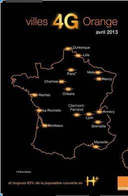 carte au mois d'Avril, il faut ajouter Cannes en Mai 2013