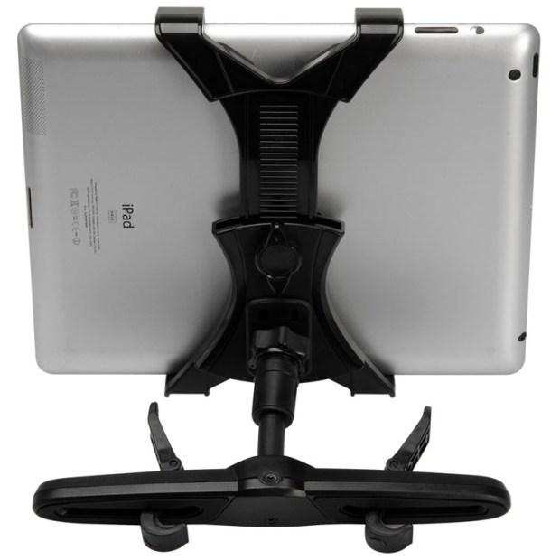 support voiture pour tablettes afin de regarder des videos lors des longs trajets